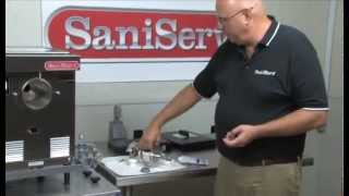 SaniServ: Start Up Model DF-200 & Model 407