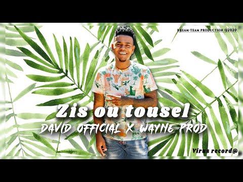 David Official-ZIS OU TOUSEL x Wayne Prod..(audio)