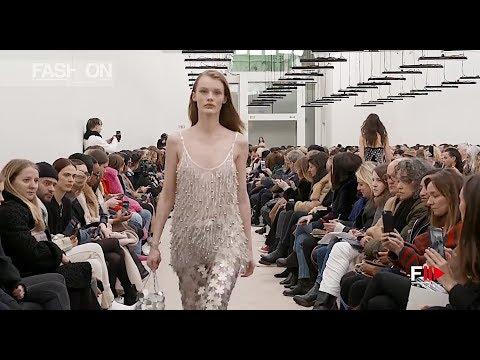 PACO RABANNE Fall 2018/2019 Paris - Fashion Channel