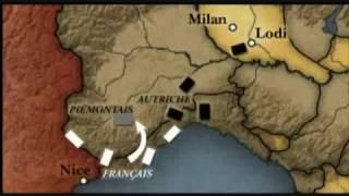 La Campagne d'Italie de Napoléon Bonaparte, un bon exemple de stratégie managériale.