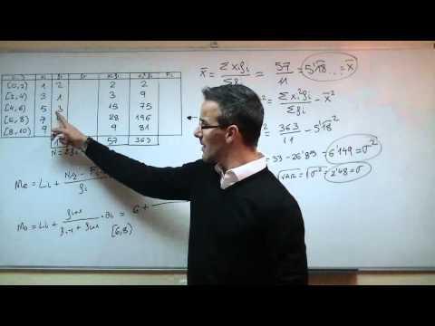 Estadistica 02 4ºESO unicoos matematicas intervalos
