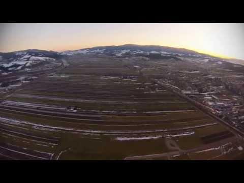 Stary Sącz Drone Video