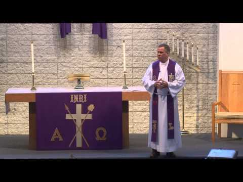 Bethlehem Lutheran Church - Sunday Worship Service: 3/23/2014