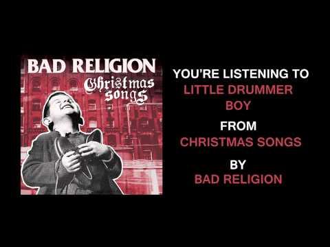 Tekst piosenki Bad Religion - Little drummer boy po polsku