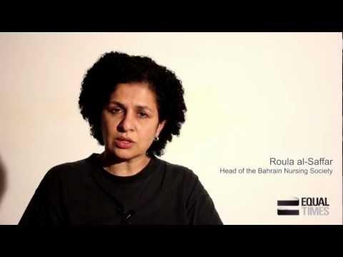 Free the medics in Bahrain - Rula al-Saffar Appeal
