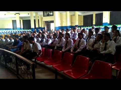 (Cyber Security Awareness Program at ST. Xavier's school, Jawalakhel - Duration: 4 minutes, 1 second.)