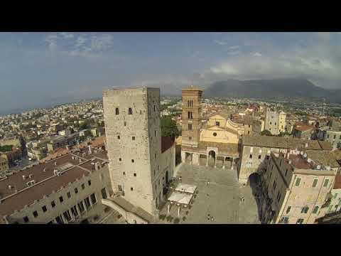 La Via Appia e il Centro Storico di Terracina