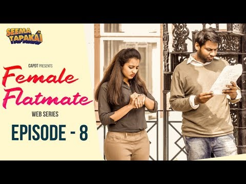 Female Flatmate (Web Series) | Season 1 - Episode 8 'SECOND DRAFT' | SEEMA TAPAKAI | CAPDT