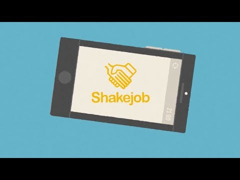 Shakejob, l'app per lavorare nel mondo della ristorazione