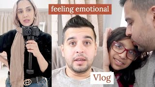 WE'VE BEEN FEELING MIXED EMOTIONS   Amena's Family Vlog 25