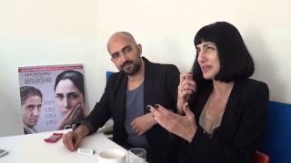 Nonton Interview With Shlomi And Ronit Elkabetz On  Gett  The Trial Of Viviane Amsalem  Film Subtitle Indonesia Streaming Movie Download