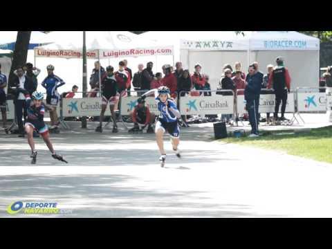 Campeonato navarro 100 metros contrarreloj 5.1