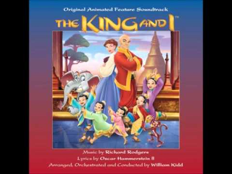 The King And I 01. I Have Dreamed