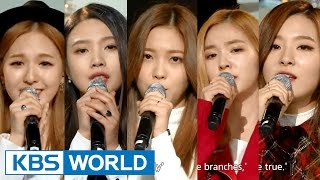 Red Velvet - Wish Tree | 레드벨벳 - 세가지 소원 [Music Bank Christmas Special / 2015.12.25]