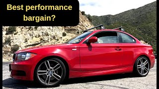 Best Used Bargain? 2010 BMW 135i  - One Take by The Smoking Tire