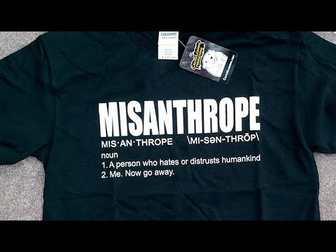 Is Misanthropy Rational?