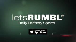 letsRUMBL Daily Fantasy Football