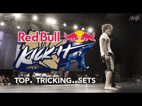 Top Tricking Sets ft. bboy Pocket | STRIFE. | Redbull Kick It (Korea)