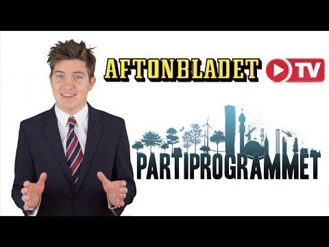 Supervalårslåten | Partiprogrammet Aftonbladet TV