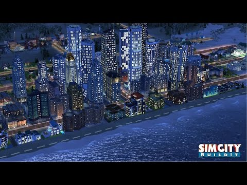 simcity buildit android mod
