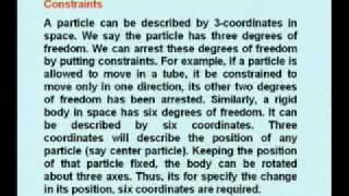 Mod-1 Lec-2 Equations Of Equilibrium