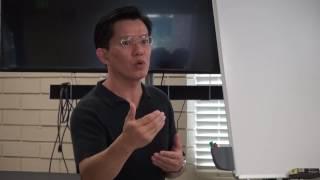 Video Nguyễn Thanh Tú họp báo ở San Jose, tiết lộ nhiều vấn đề phức tạp