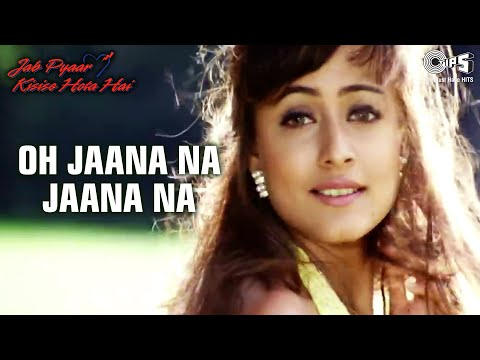 Video O Jaana Na Jaana - Jab Pyar Kisisi Se Hota Hai | Salman Khan & Namrata | Kumar Sanu download in MP3, 3GP, MP4, WEBM, AVI, FLV January 2017