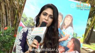 Malavika Wales Speaks at Enna Satham Intha Neram Press Meet