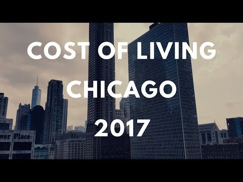 Cost of living in Chicago (USA)