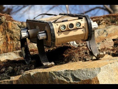 RHex Rough-Terrain Robot