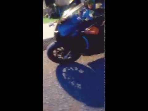 My new motorcycle...Ducati 749 Dark