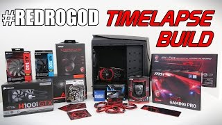 $2000 Gaming PC - Time Lapse Build