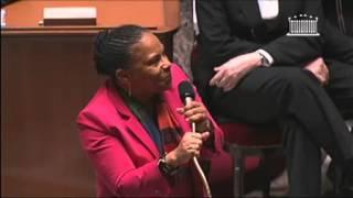 Video Discours final de Christiane Taubira après le vote du projet de loi Mariage pour tous. MP3, 3GP, MP4, WEBM, AVI, FLV Mei 2017