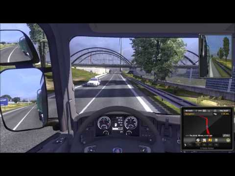 обзор Truck Simulator 2 GOLD (CD-Key, Steam, Region Free)