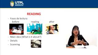 UTPL READING AND WRITING [(TODAS LAS CARRERAS)(INGLÉS II)]