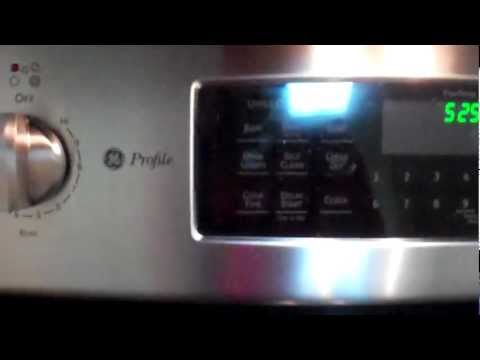 GE Profile Stainless Steel Double Oven Electric Range Pros and Cons Review
