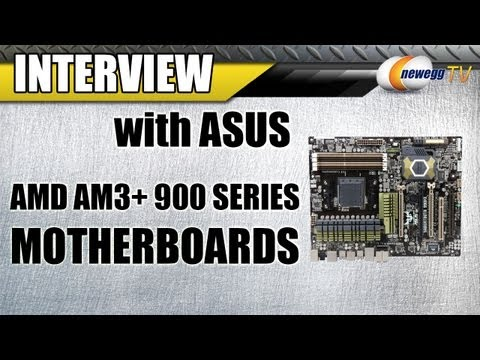 Newegg TV: ASUS AMD AM3+ 900-series Chipset Motherboards