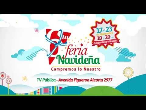 Ver el video 6ta Feria Navideña de emprendedores y artesanos argentinos