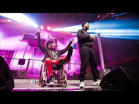 2 Chainz brings out Drake on Pretty Girls Like Trap Music Tour (Toronto,