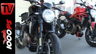 5. Ducati Monster 1200 R 2016 | Special Parts
