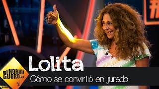 Lolita desvela cómo se convirtió en jurado de 'Tu cara me suena' - El Hormiguero 3.0 Video