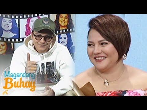 Magandang Buhay: Daniel Padilla's sweet birthday message for his momshie Karla