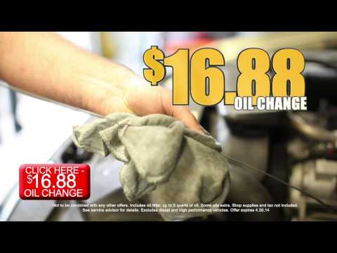 $16.88 Oil Change in Tennessee at Chrysler Jeep Dodge Ram of Franklin