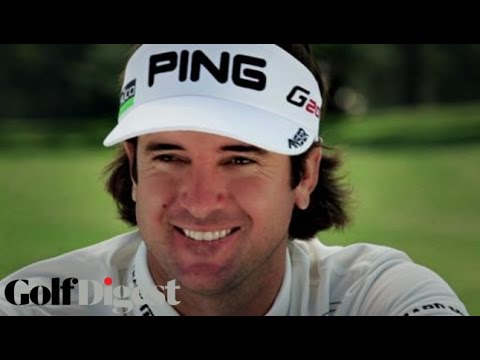Bloopers and Outtakes of Bubba Watson interview