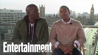 Nonton Tyrese And Ludacris Take The EW Pop Culture Personality Test | Entertainment Weekly Film Subtitle Indonesia Streaming Movie Download