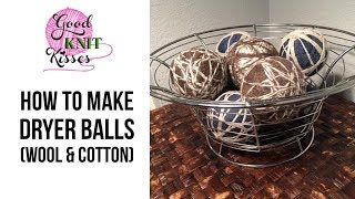 GKK Live Broadcast 5/29/17: How to make dryer balls step by step and save money. Q&A with Kristen & Carol. Blog with written instructions: https://goo.gl/5UBkNH