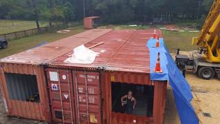 Container Home Start to Finish