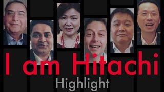 I am Hitachi CM