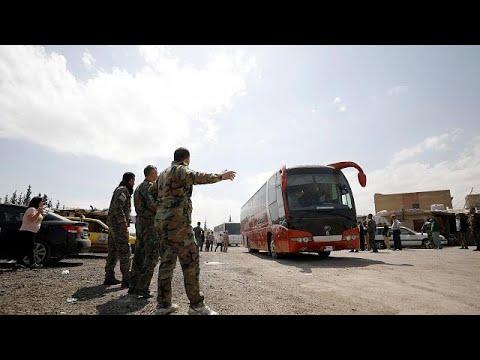 """""""Έπεσε"""" η Ντούμα – Εκκενώνουν την πόλη οι αντάρτες"""