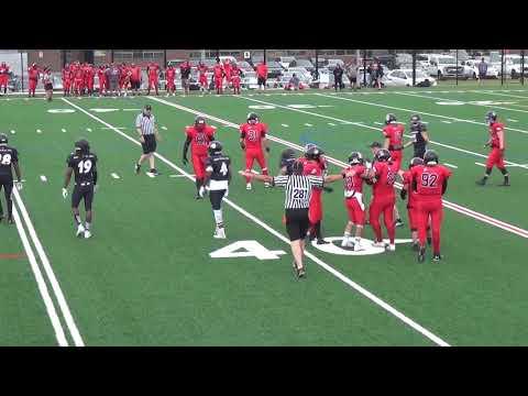 LFS12 Semaine 2: Bulldogs vs Mustangs (10 août 2019)